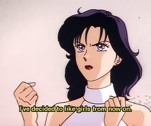 anime, girl, and alternative image