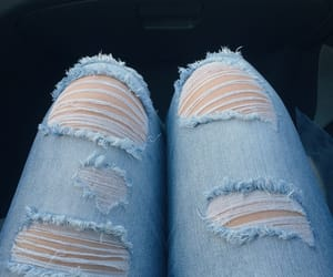 carefree and jeans image