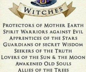 quote, witch, and witchcraft image