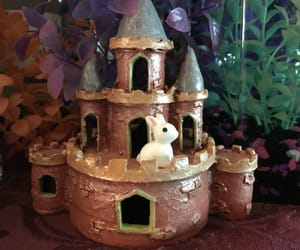 castle, chibi, and miniature image