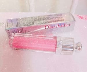 pink, cosmetics, and dior image