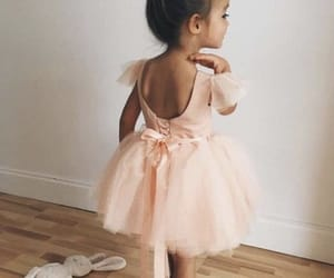 baby, ballet, and dance image