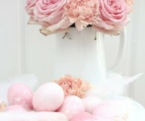 rose, easter, and pink image