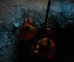 autmn, pumpkin, and wicca image