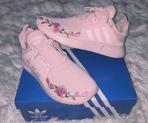 adidas, picture, and rose image