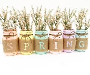 spring, easter, and pastel image