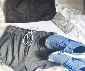 gym, clothes, and fashion image
