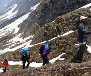 adventure travel, trekking in india, and kedarkantha trek image