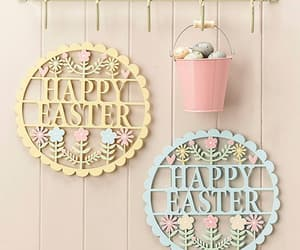 aesthetic, easter, and flowers image