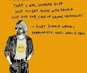quotes, nirvana, and kurt cobain image