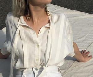 fashion+beauty+girl, outfits+clothes+style, and accessories+gold image