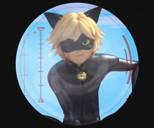 Chat Noir, miraculous ladybug, and cat noir image