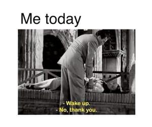 me, sleep, and today image