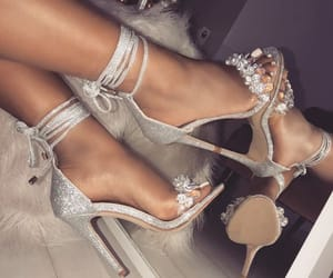 beauty, luxury, and shoes image