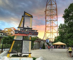 amusement, fun, and dragster image