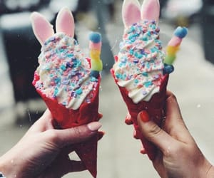 easter, sweet, and food image
