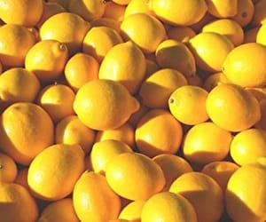 lemon and yellow image