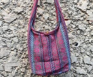 bohemian, etsy, and travel bag image