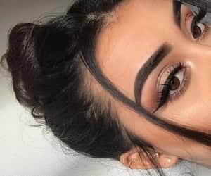 article, beauty, and eye image