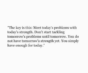 key, life, and problem image