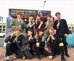 kpop and stray kids image