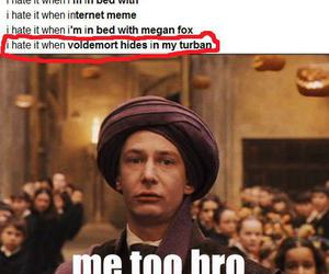 9gag, comedy, and harry potter image