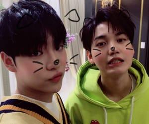 idols, kpop, and changyoon image