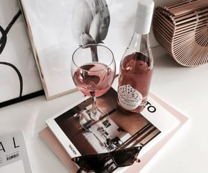 fashion, wine, and accessories image