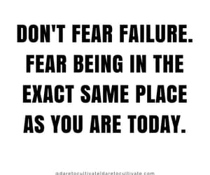 change, failure, and fear image
