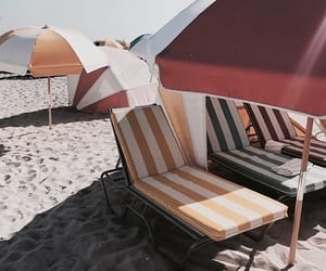 beach, fresh, and places image