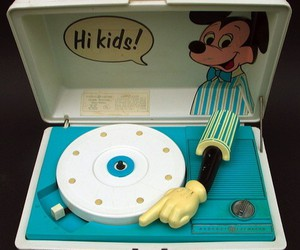 disney, vintage, and mickey mouse image