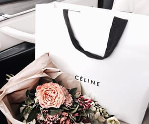 flowers, celine, and rose image