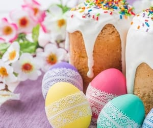 easter, eggs, and sweets image