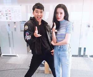 JYP, k-pop, and sunmi image