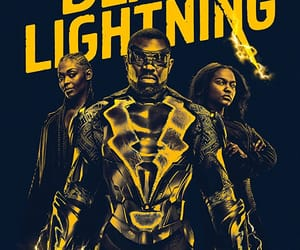 shows, black lightning, and tv series image