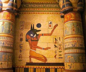 egypt, ancient, and art image