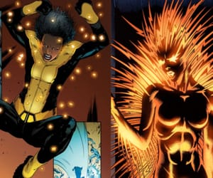 shows, tv series, and dc comics image