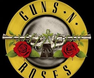 Guns N Roses, music, and band image