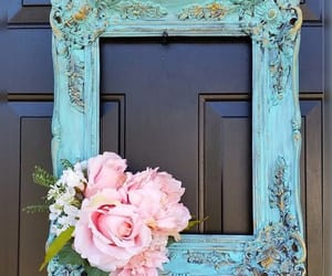 picture frames, recycling, and diy projects image