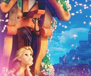 rapunzel, tangled, and enredados image