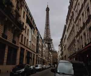 beige, paris, and summer image
