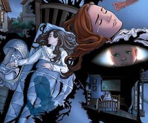 graphic novel, illustration, and neverland image