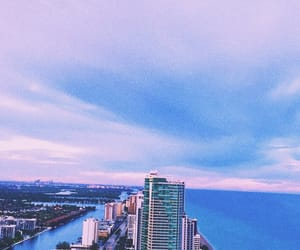 clouds, enjoy, and Miami image