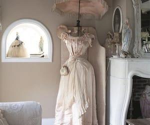 beautiful, dress, and lady image