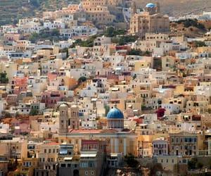 Greece, Island, and syros image
