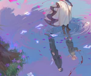 anime, violet evergarden, and gilbert bougainvillea image