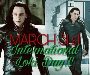 loki, god of mischief, and tom hiddleston image