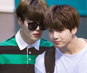 bts and jikook image