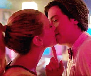 gif, riverdale, and bughead image