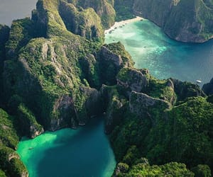 beauty, islands, and thailand image